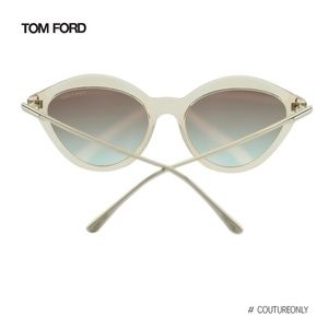 f1bbb8ee50a96 Tom Ford Accessories - New 2019 Tom Ford Chloe FT0663 Cat Eye Sunglasses